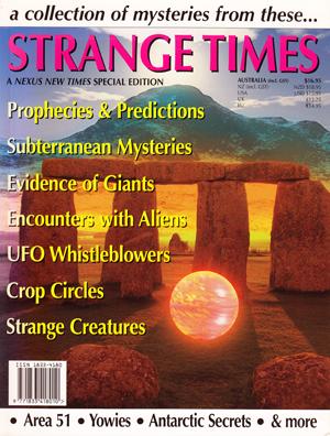 Books - Strange Times