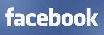 FB logo - word