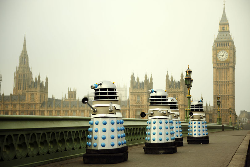 Articles - Westminster Daleks