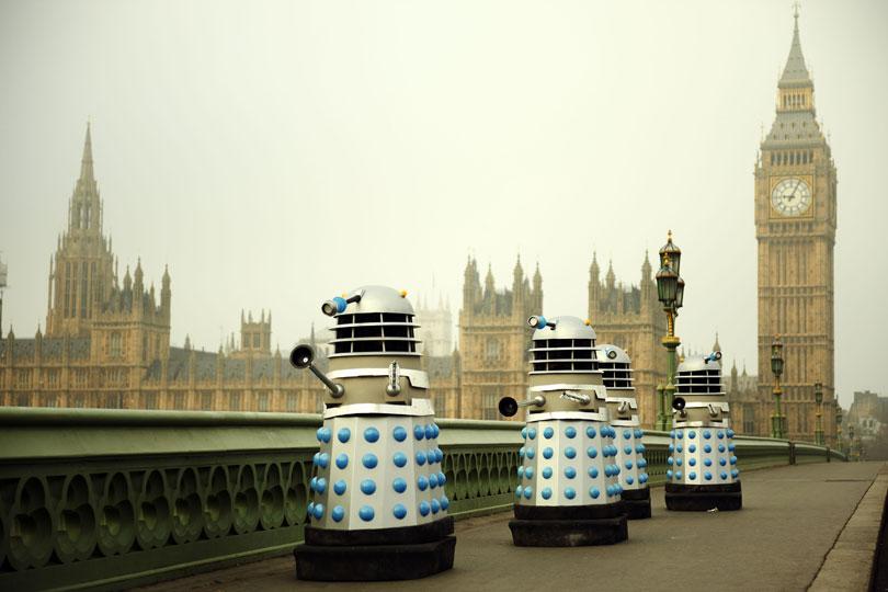 Articles - Westminster Daleks