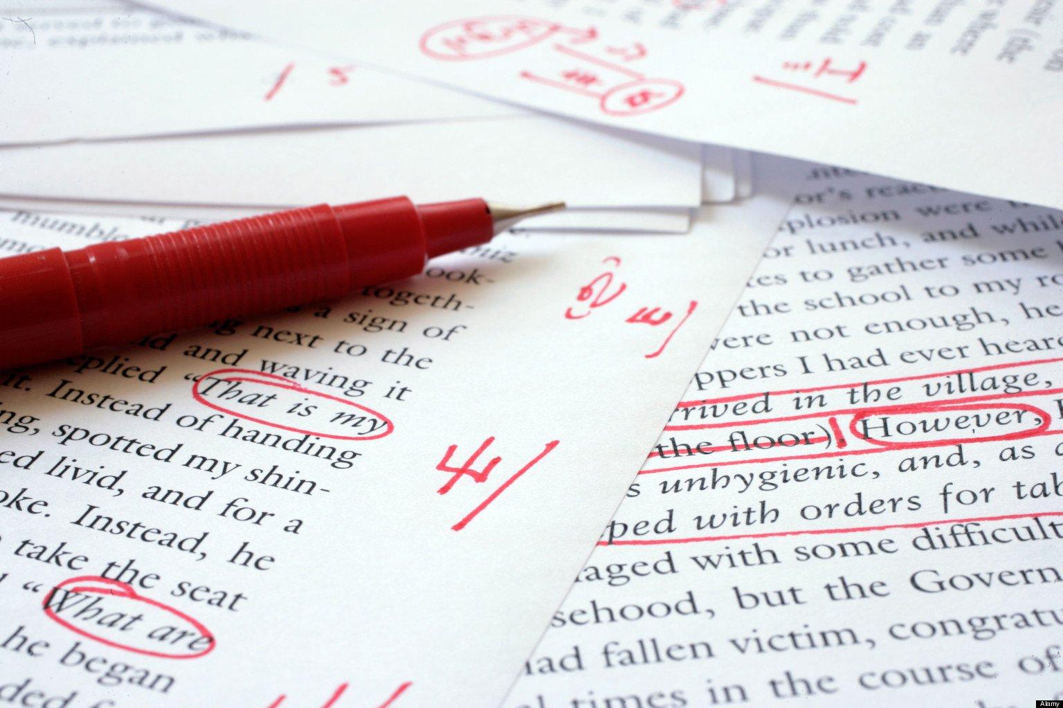 Articles - editing